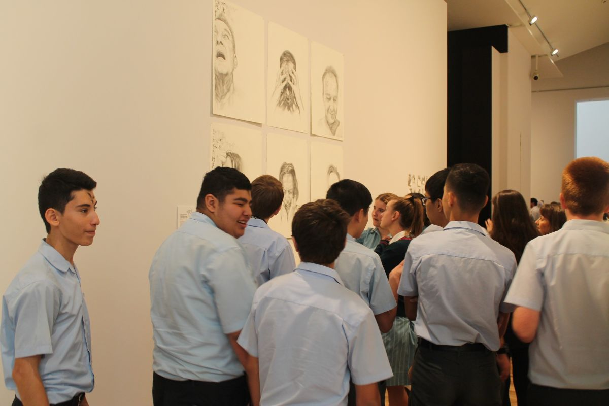 Year 10 Art Express Excursion 2019 3