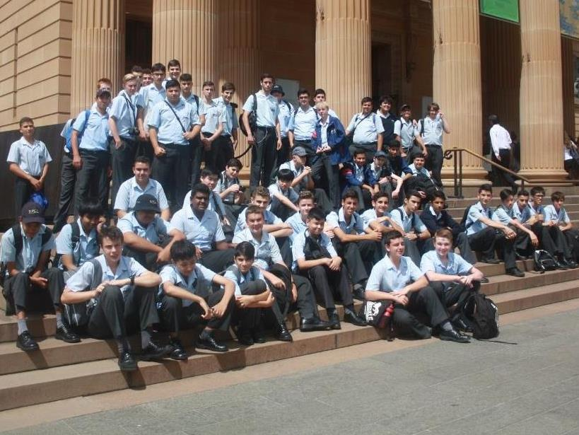 Year 10 Art Express Excursion 2019 4