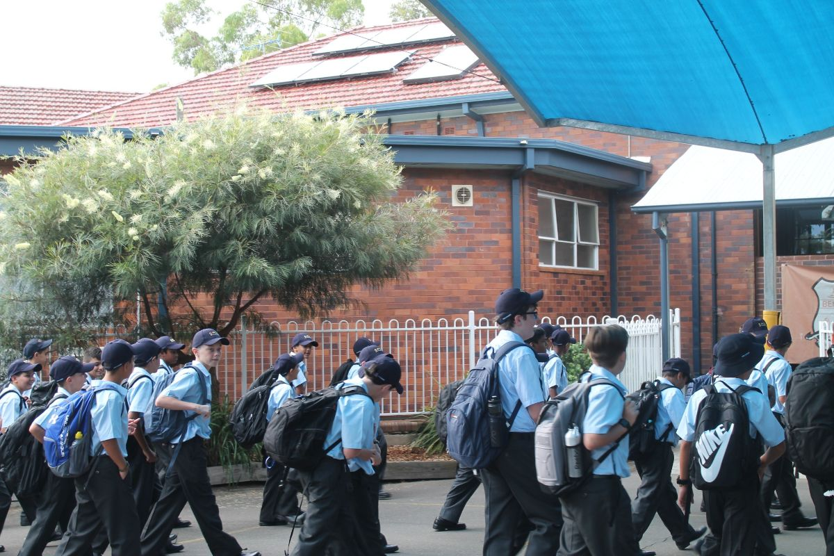 Yr 7 First Day 10