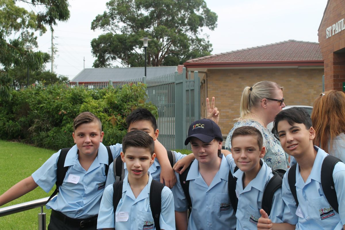 Yr 7 First Day 5