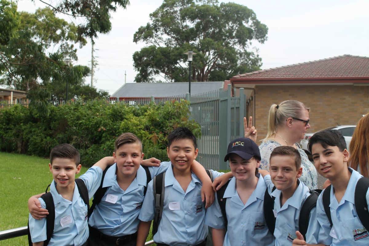 Yr 7 First Day 6